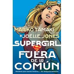 Supergirl. Fuera De Lo Común
