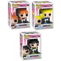 Set 3 Figuras Las Supernenas Pop Funko Animation