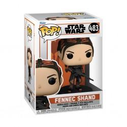Figura Cobb Vanth  Star Wars The Mandalorian Pop Funko