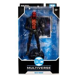 Figura Red Hood Capucha Roja Batman Tres Jokers DC Multiverse McFarlane Toys