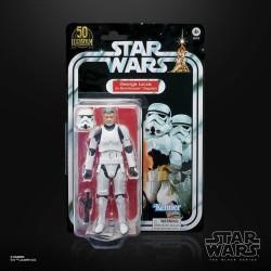 Figura George Lucas StormTrooper Star Wars Black Series Hasbro