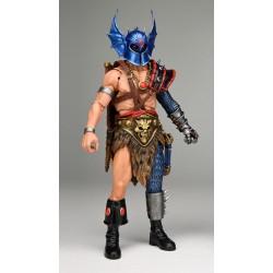 Figura Ultimate Warduke Dungeons & Dragons Dragones Y Mazmorras Neca