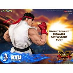 Figura Ryu Street Fighter Escala 1/6 Iconiq Studios