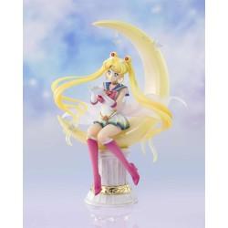 Figura Sailor Moon Super Bright & Legendary Silver Crystal Zero Chouette S.H. Figuarts