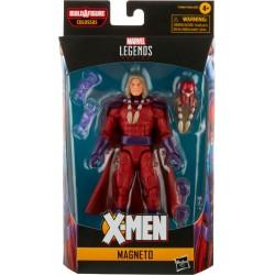 Figura Magneto La Era De Apocalipsis Marvel Legends Hasbro