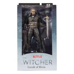 Figura Geralt De Rivia The Witcher Netflix McFarlane Toys