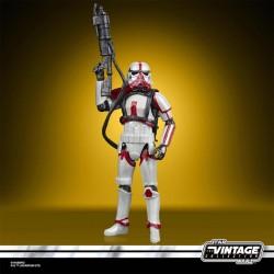 Figura Incinerator Trooper Star Wars The Mandalorian Vintage Carbonized Collection Hasbro