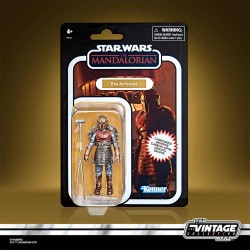 Figura The Armorer Star Wars The Mandalorian Vintage Carbonized Collection Hasbro