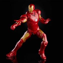 Figura Iron Man Mark III Marvel Legends The Infinity Saga Hasbro