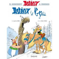 Astèrix 39. Astérix i El Griu (Català)