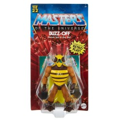 Figura Buzz-Off Masters del Universo Origins Mattel