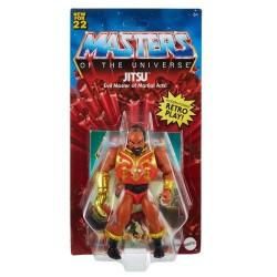 Figura Jitsu Masters Del Universo Origins Mattel