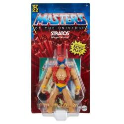 Figura Stratos Mini Comic Masters Del Universo Origins Mattel