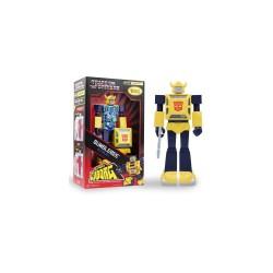 copy of Figura Super Cyborg Bumblebee (Full Color) ReAction Super7