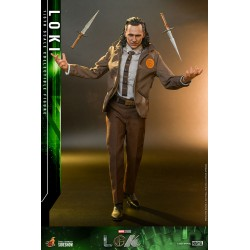 Figura Loki Hot Toys