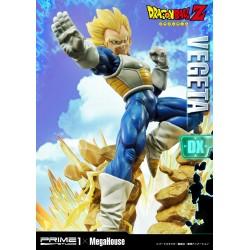 Estatua Super Saiyan Vegeta Dragon Ball Z Deluxe Escala 1:4 Prime 1 Studio