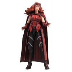Figura Bruja Escarlata Wandavision Marvel Select Diamond Toys