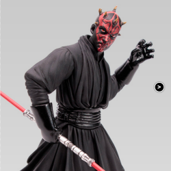 Figura Darth Maul Star Wars Attakus