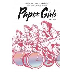 Paper Girls Integral 2