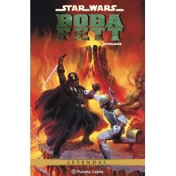 Star Wars Boba Fett Antología