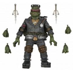 Figura Ultimate Raphael As Frankenstein´s Monster Universal Monsters X TMNT Neca