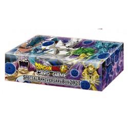 Dragon Ball Super Card Game Special Anniversary Box 2021 Juego de Cartas (Inglés)