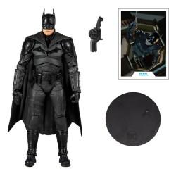 Figura Batman The Batman 2022 DC Multiverse McFarlane Toys