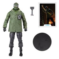 Figura Riddler Acertijo The Batman 2022 DC Multiverse McFarlane Toys