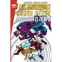 Los Vengadores Costa Oeste. Perdidos en el Tiempo (Marvel Gold)
