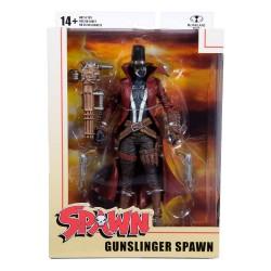 Figura Spawn Gunslinger Gatling Gun McFarlane Toys