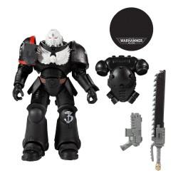 Figura  Raven Guard Veteran Sergeant Warhammer 40k McFarlane Toys