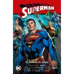 Superman 1 El Hombre De Acero Superman Saga La Saga De La Unidad Parte 1