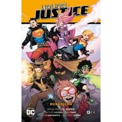 Young Justice 1 Mundogema perdidos En El Multiverso 1