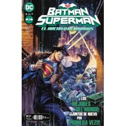 Batman/Superman: El Archivo De Mundos 2