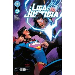 Liga De La Justicia 2/ 117