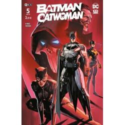Batman / Catwoman 5