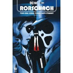 Rorschach 10 DC Black Label