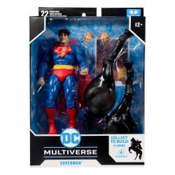 Figura Superman Batman The Dark Knight Returns DC Multiverse McFarlane Toys