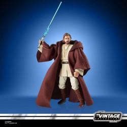 Figura Obi-Wan Kenobi Star Wars Episodio II Vintage Hasbro