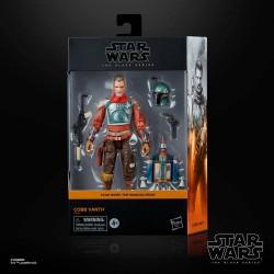 Figura Cobb Vanth Deluxe Star Wars The Mandalorian Black Series Hasbro