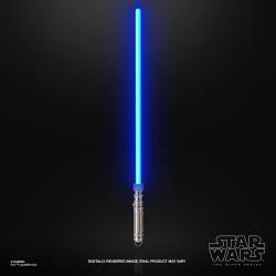 Sable de Luz Leia Organa Star Wars Episodio IX Black Series Réplica 1/1 Force FX Elite