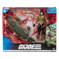 Figura Croc Master & Fiona Joe Classified Series Hasbro