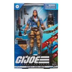 Figura Spirit Iron-Knife Joe Classified Series Hasbro