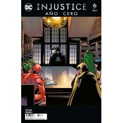 Injustice Año Cero 6