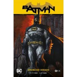 Batman. El Caballero Oscuro 1. Amanecer Dorado- Batman Saga. El Regreso De Bruce Wayne 2