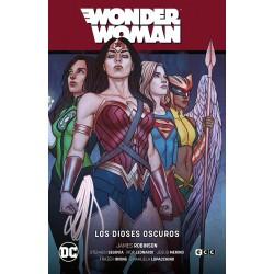 Wonder Woman 7. Los Dioses Oscuros. WW Saga Hijos De Los Dioses 3
