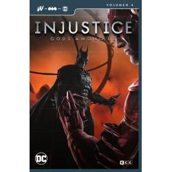 Coleccionable Injustice 4
