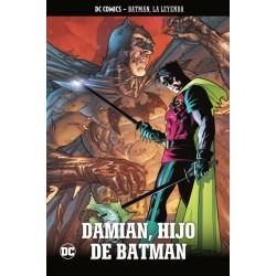 Batman, La Leyenda 64: Damian Hijo De Batman