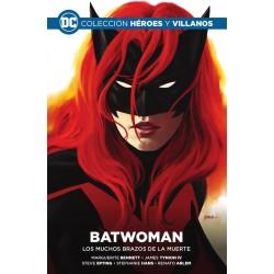 Colección Héroes y Villanos 21. Batwoman. Los Muchos Brazos De La Muerte