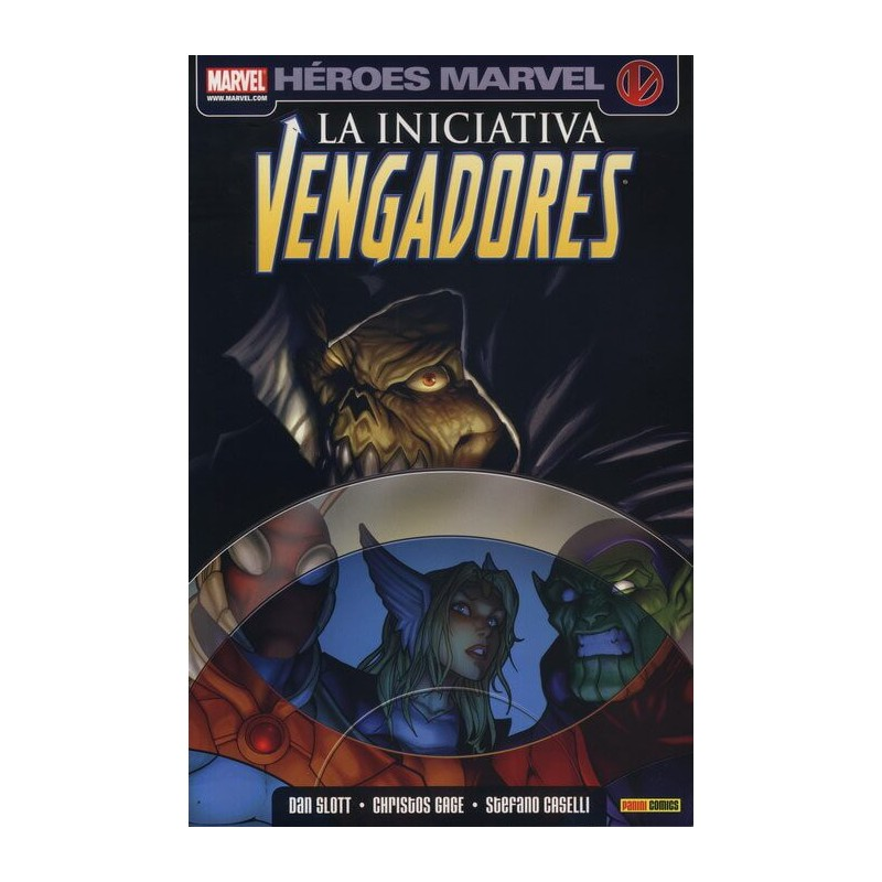 Los Vengadores. La Iniciativa 3. Muerto en Combate